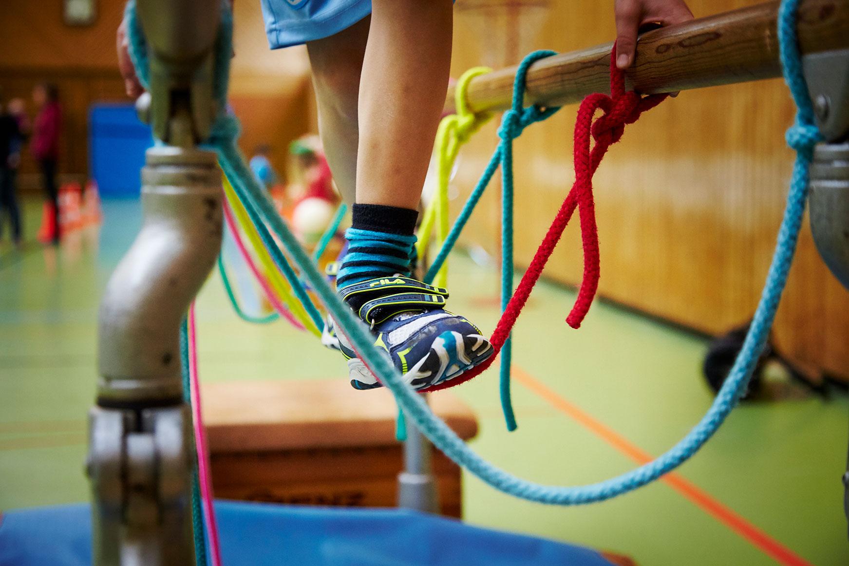 Ergebnisse Kindersporttag 2018